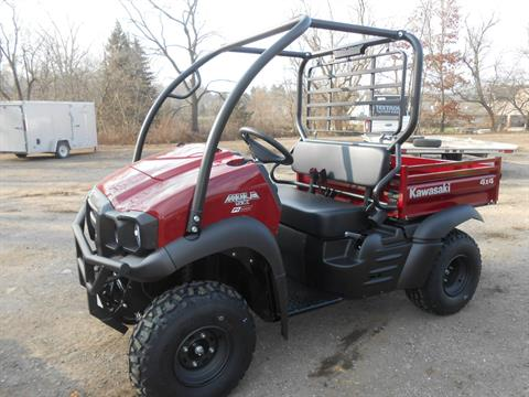 2019 Kawasaki Mule SX 4x4 FI in Howell, Michigan - Photo 4