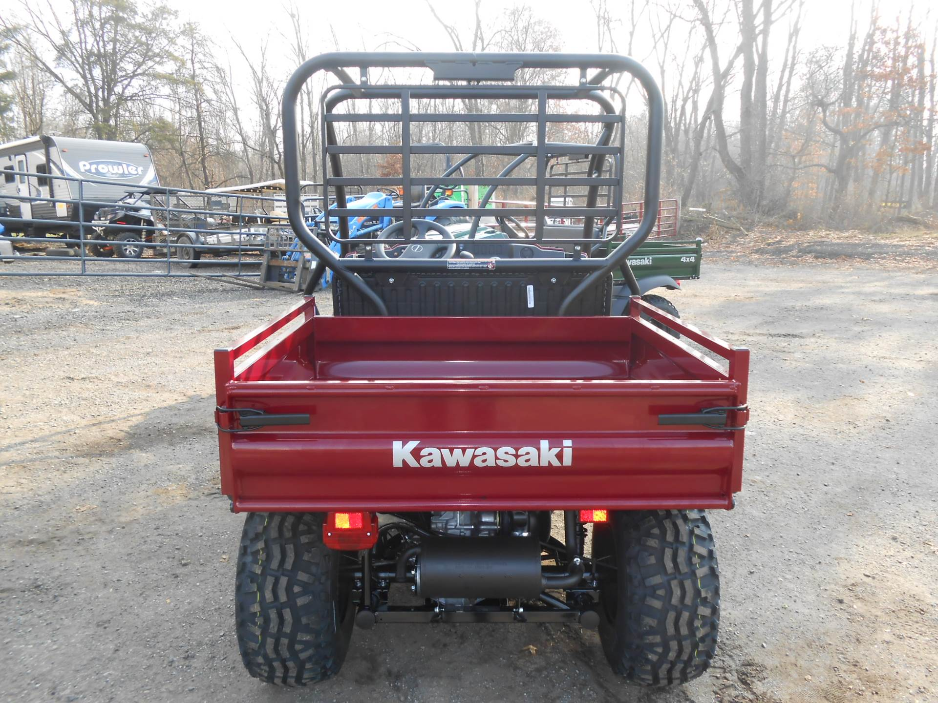 2019 Kawasaki Mule SX 4x4 FI in Howell, Michigan - Photo 5