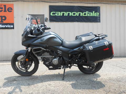 2013 Suzuki V-Strom 650 ABS Adventure in Howell, Michigan - Photo 1