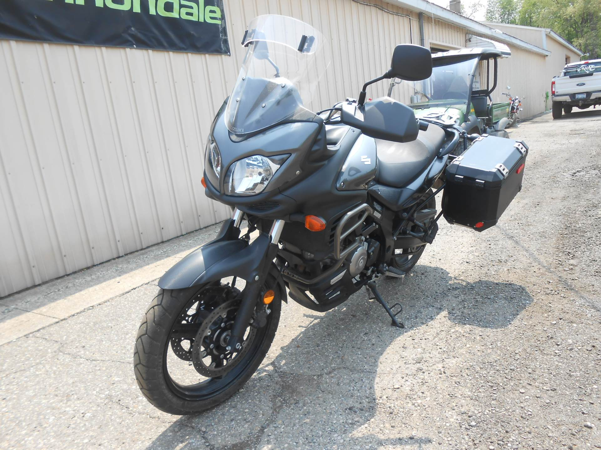 2013 Suzuki V-Strom 650 ABS Adventure in Howell, Michigan - Photo 3
