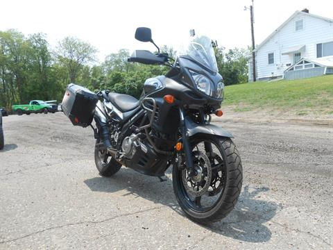 2013 Suzuki V-Strom 650 ABS Adventure in Howell, Michigan - Photo 4
