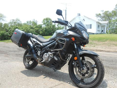 2013 Suzuki V-Strom 650 ABS Adventure in Howell, Michigan - Photo 2