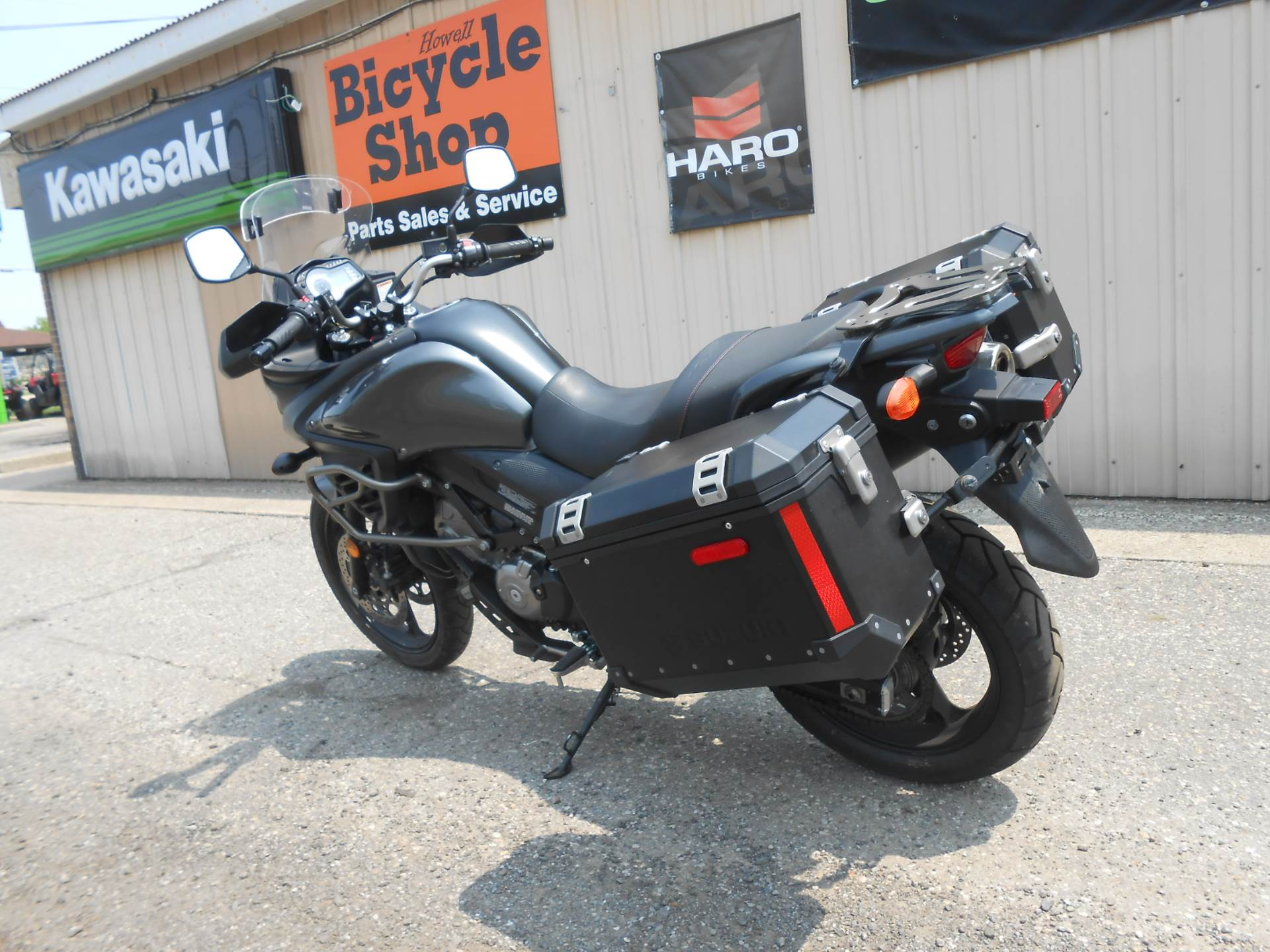 2013 Suzuki V-Strom 650 ABS Adventure in Howell, Michigan - Photo 8