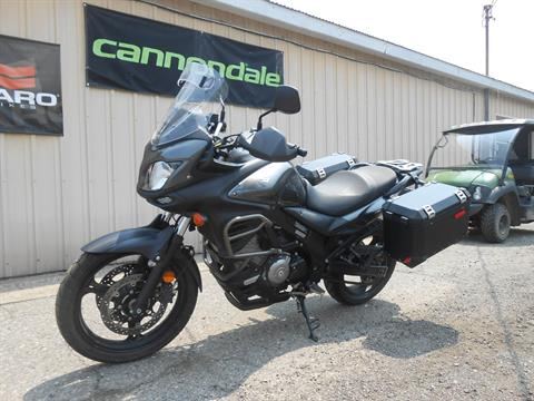 2013 Suzuki V-Strom 650 ABS Adventure in Howell, Michigan - Photo 5