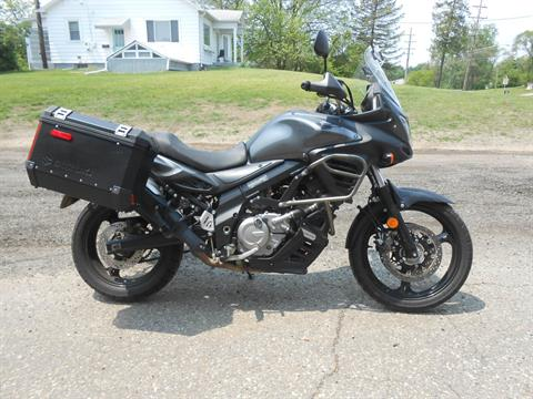2013 Suzuki V-Strom 650 ABS Adventure in Howell, Michigan - Photo 9