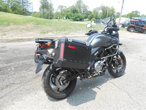 2013 Suzuki V-Strom 650 ABS Adventure in Howell, Michigan - Photo 7