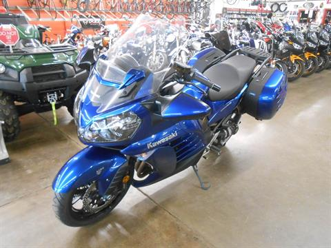 2017 Kawasaki Concours 14 ABS in Howell, Michigan