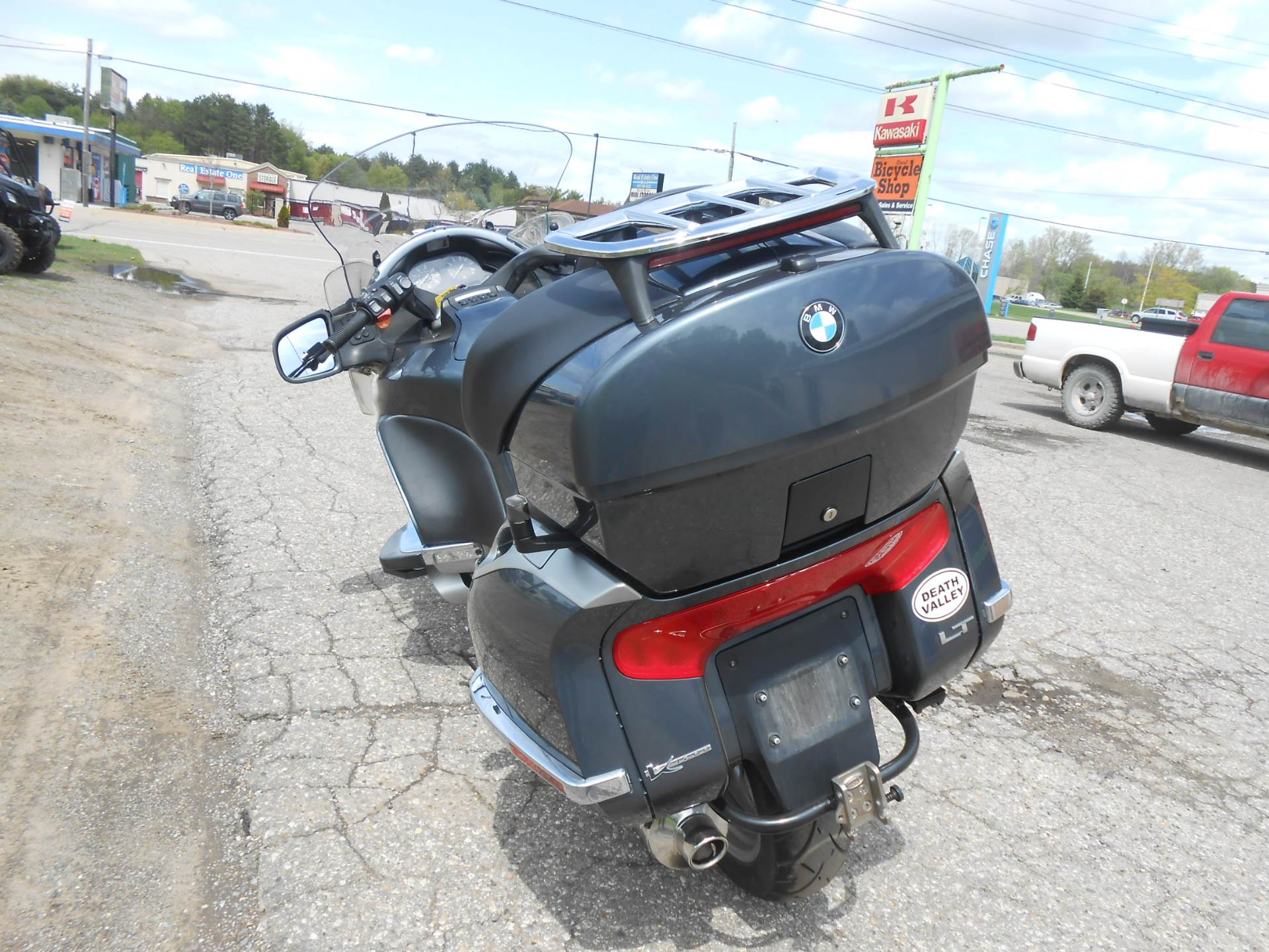 2003 BMW K 1200 LT in Howell, Michigan