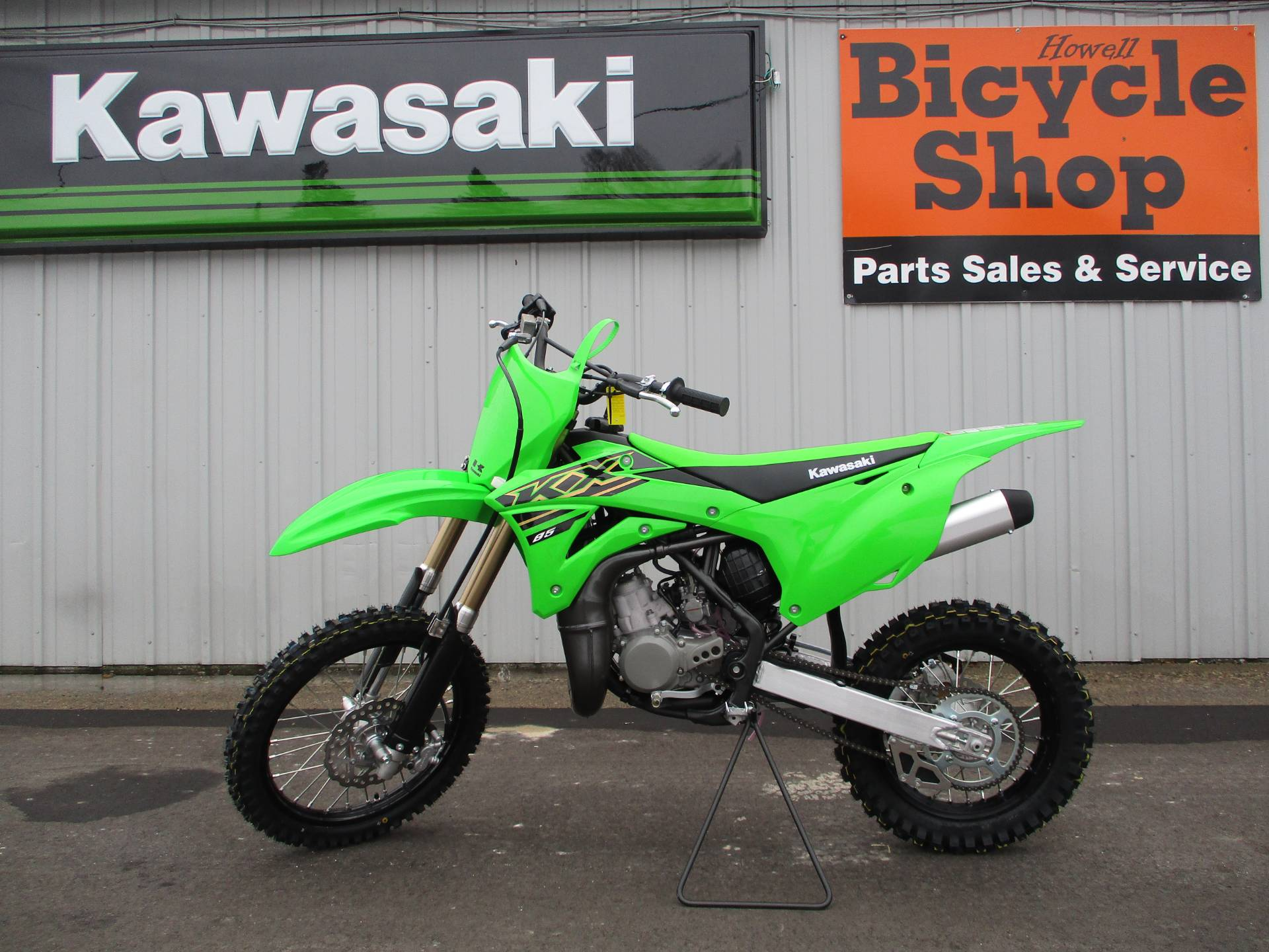 2021 Kawasaki KX 85 in Howell, Michigan - Photo 1