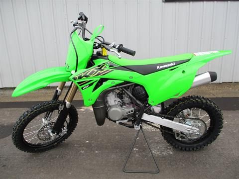 2021 Kawasaki KX 85 in Howell, Michigan - Photo 2