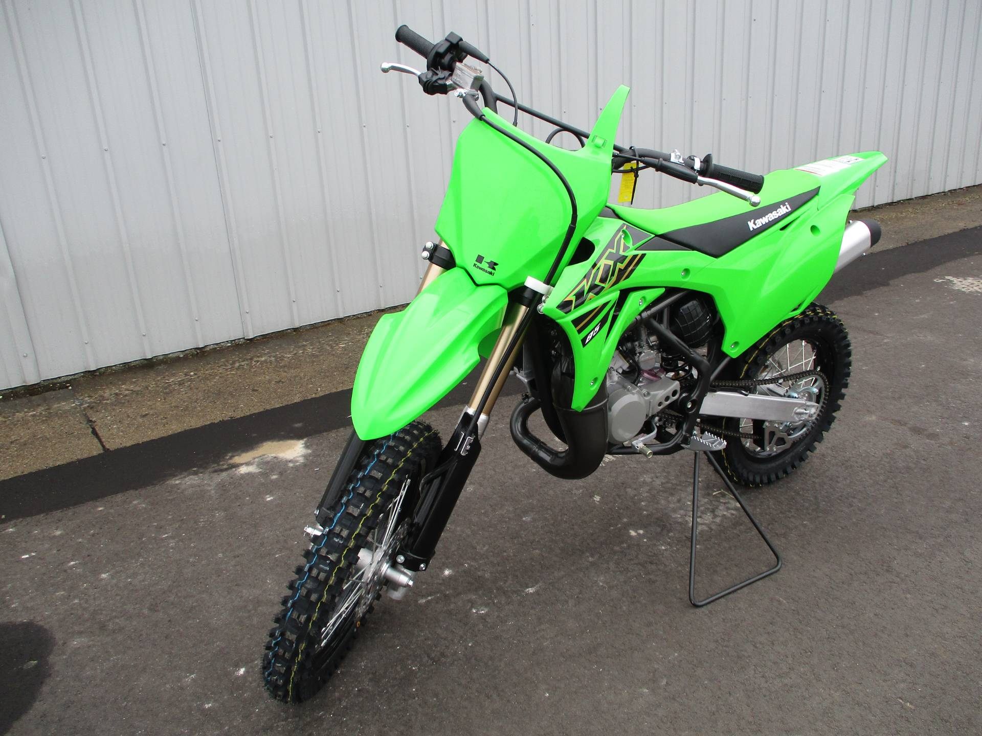 2021 Kawasaki KX 85 in Howell, Michigan - Photo 3