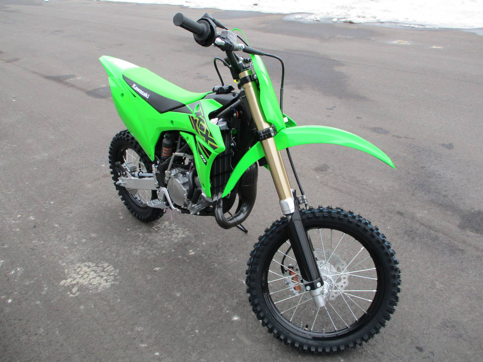 2021 Kawasaki KX 85 in Howell, Michigan - Photo 12