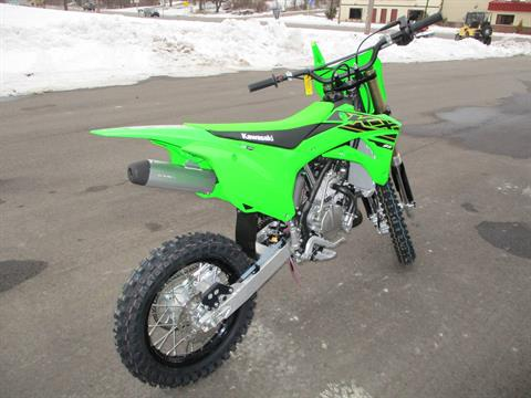 2021 Kawasaki KX 85 in Howell, Michigan - Photo 10