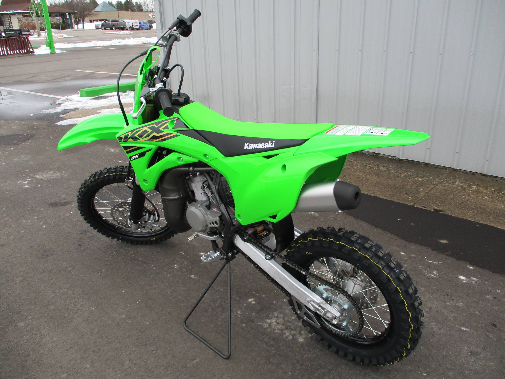 2021 Kawasaki KX 85 in Howell, Michigan - Photo 9