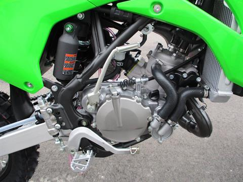 2021 Kawasaki KX 85 in Howell, Michigan - Photo 14