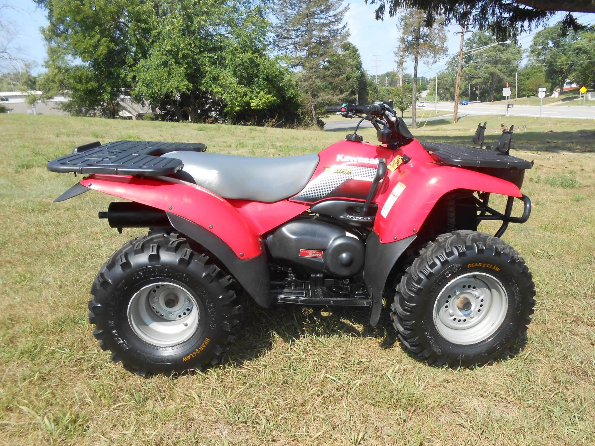 2002 Prairie 300 4X4