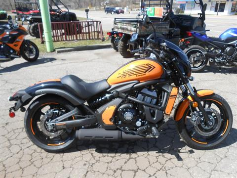 2019 Kawasaki Vulcan S ABS Café in Howell, Michigan - Photo 1