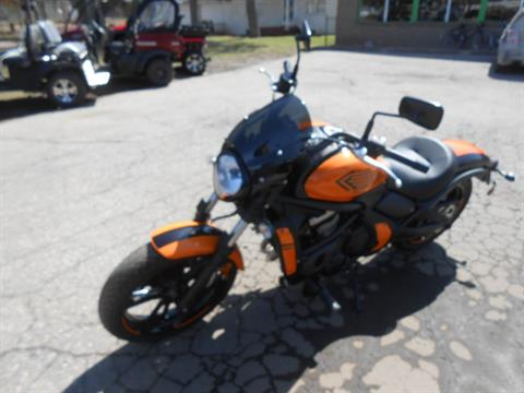 2019 Kawasaki Vulcan S ABS Café in Howell, Michigan - Photo 7