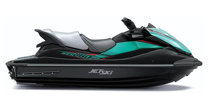 2020 Kawasaki Jet Ski STX 160X in Howell, Michigan - Photo 3