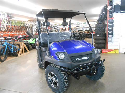 2018 Cazador Outfitter XY200U in Howell, Michigan