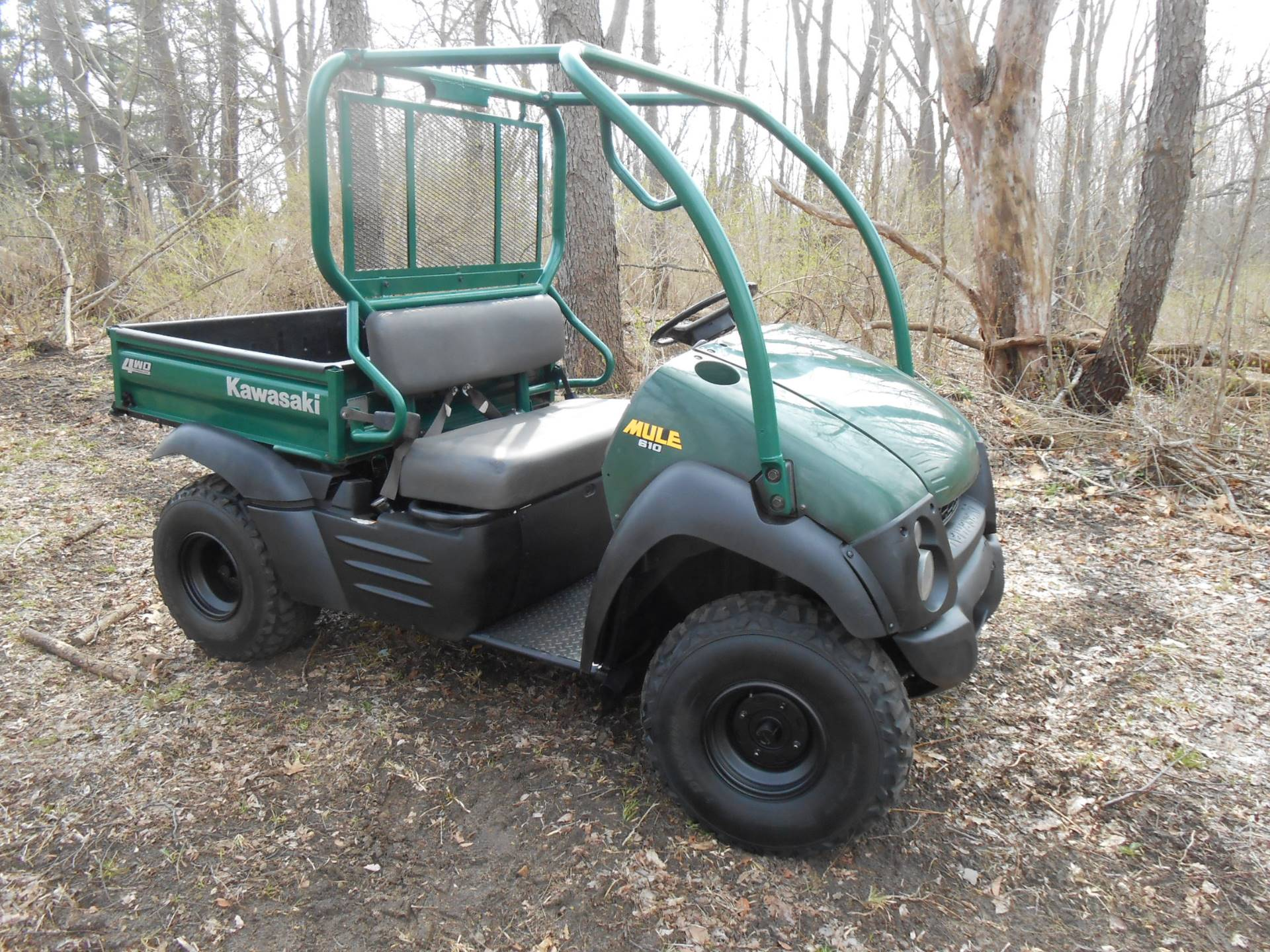 2007 Mule 610 4x4