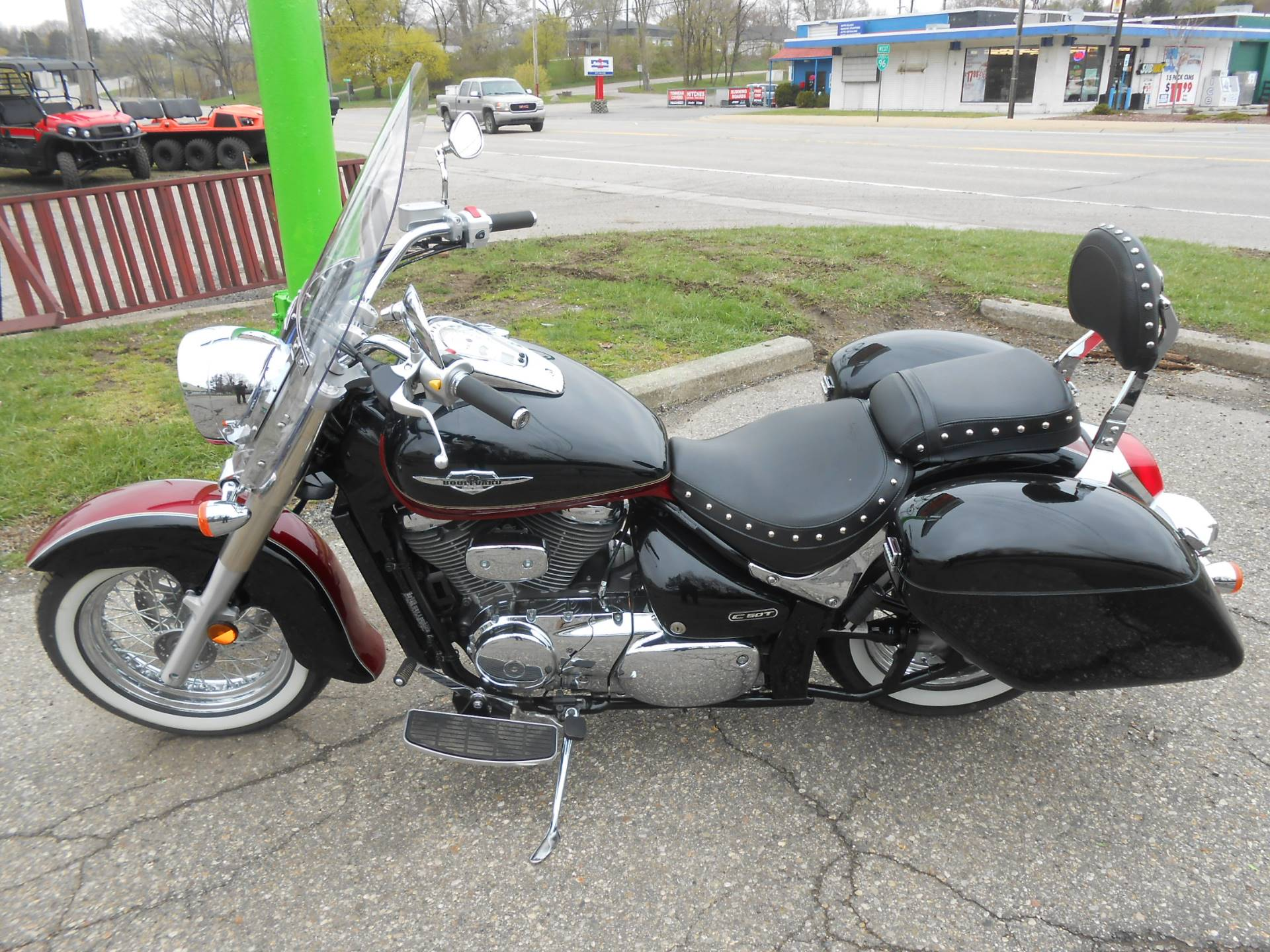 2013 Suzuki Boulevard C50T in Howell, Michigan - Photo 1