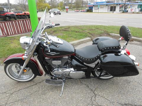 2013 Suzuki Boulevard C50T in Howell, Michigan