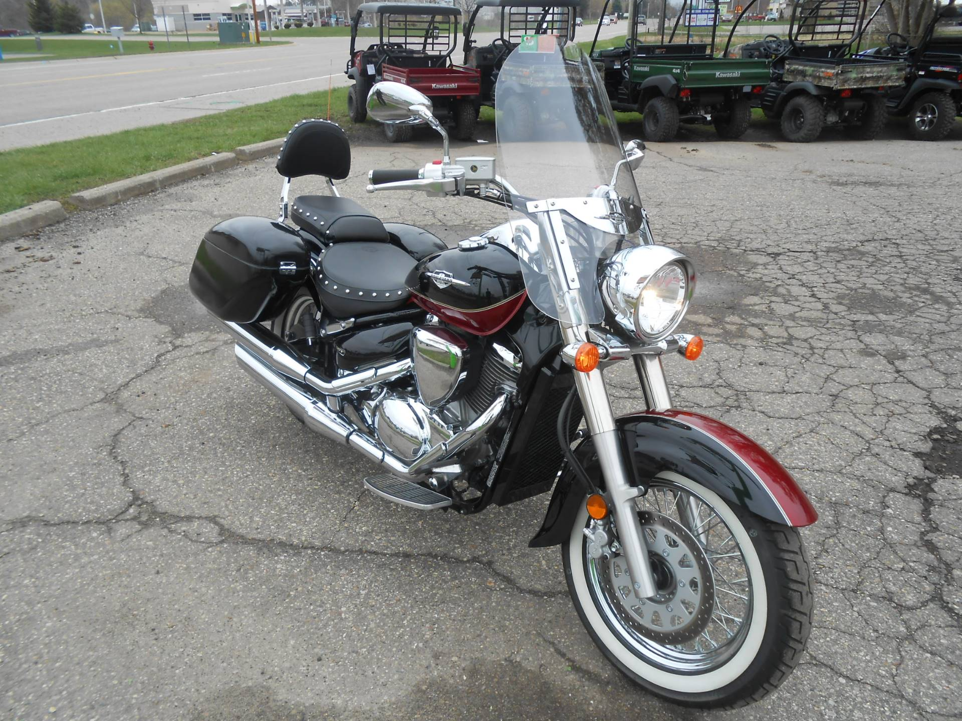 2013 Suzuki Boulevard C50T in Howell, Michigan - Photo 4