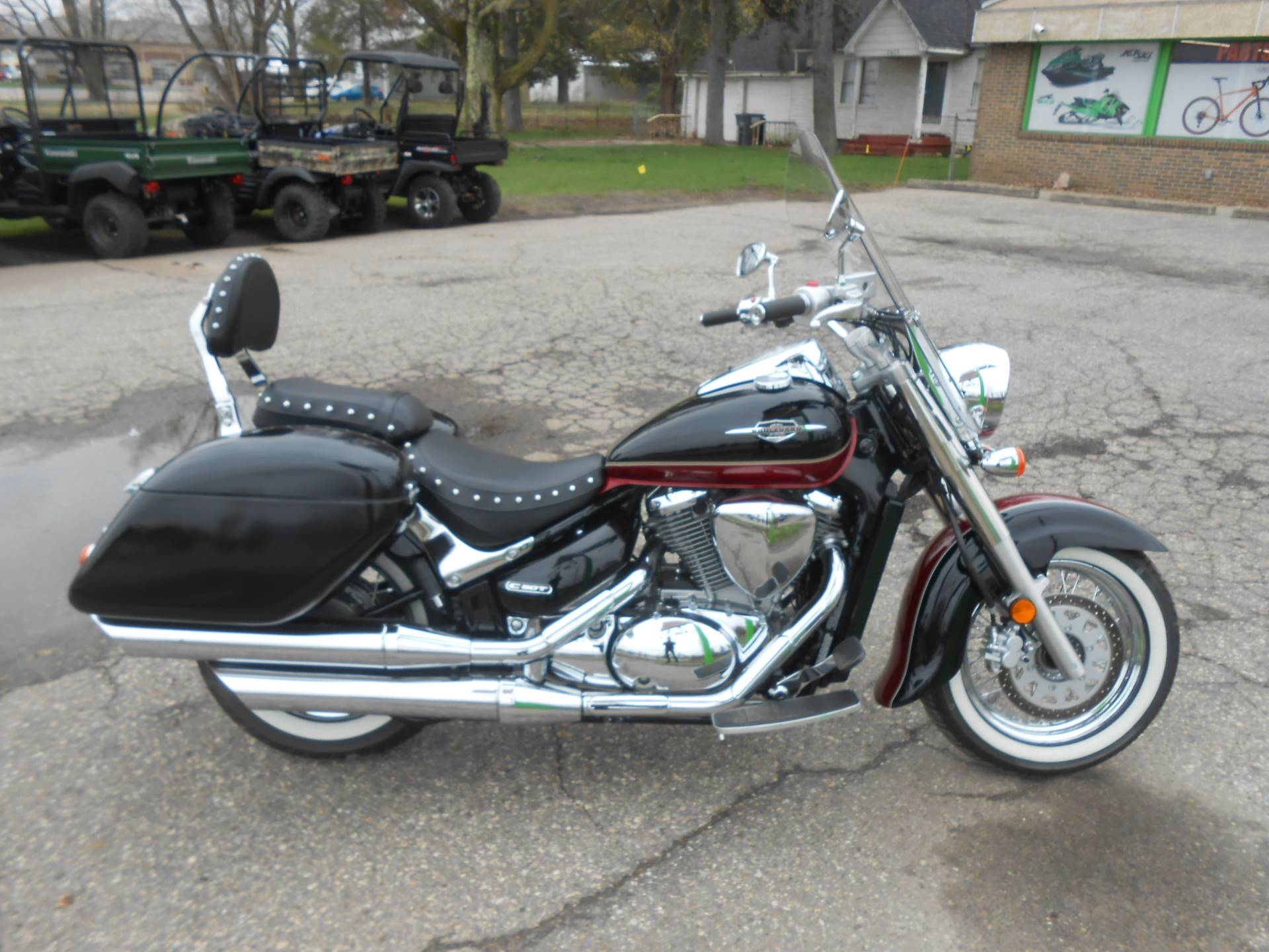 2013 Suzuki Boulevard C50T in Howell, Michigan - Photo 5