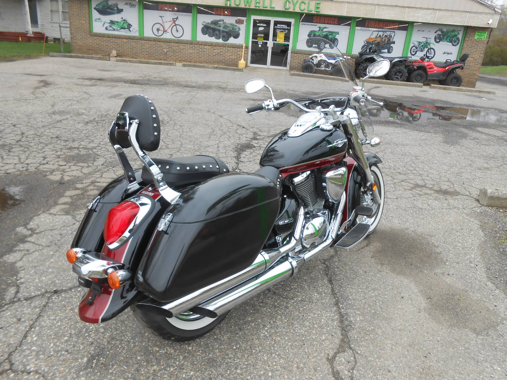 2013 Suzuki Boulevard C50T in Howell, Michigan - Photo 6