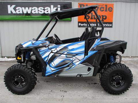 2020 Polaris RZR S 1000 Premium in Howell, Michigan - Photo 1