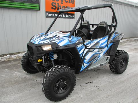 2020 Polaris RZR S 1000 Premium in Howell, Michigan - Photo 2