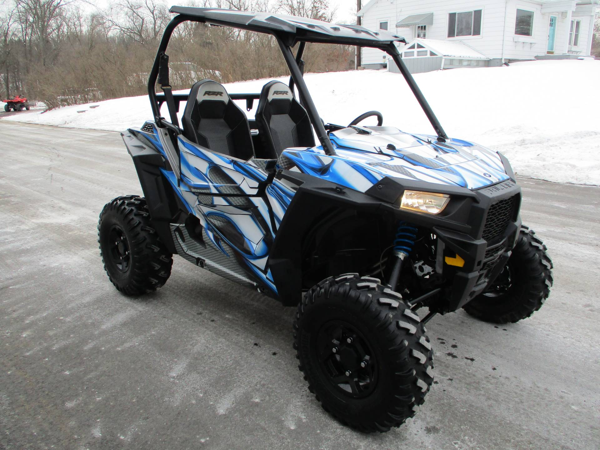 2020 Polaris RZR S 1000 Premium in Howell, Michigan - Photo 18