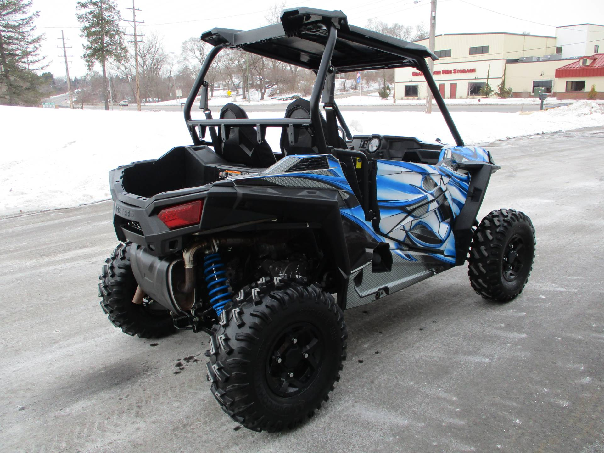 2020 Polaris RZR S 1000 Premium in Howell, Michigan - Photo 13