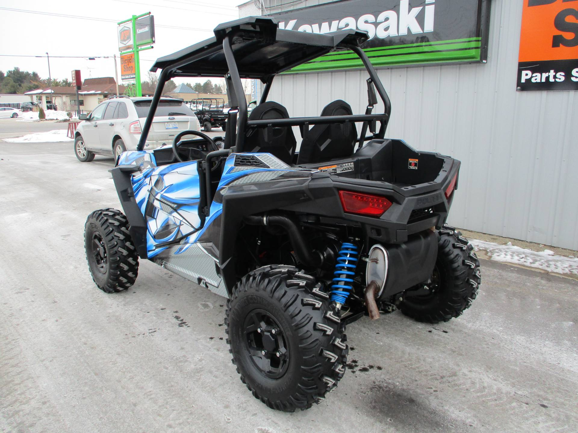 2020 Polaris RZR S 1000 Premium in Howell, Michigan - Photo 10