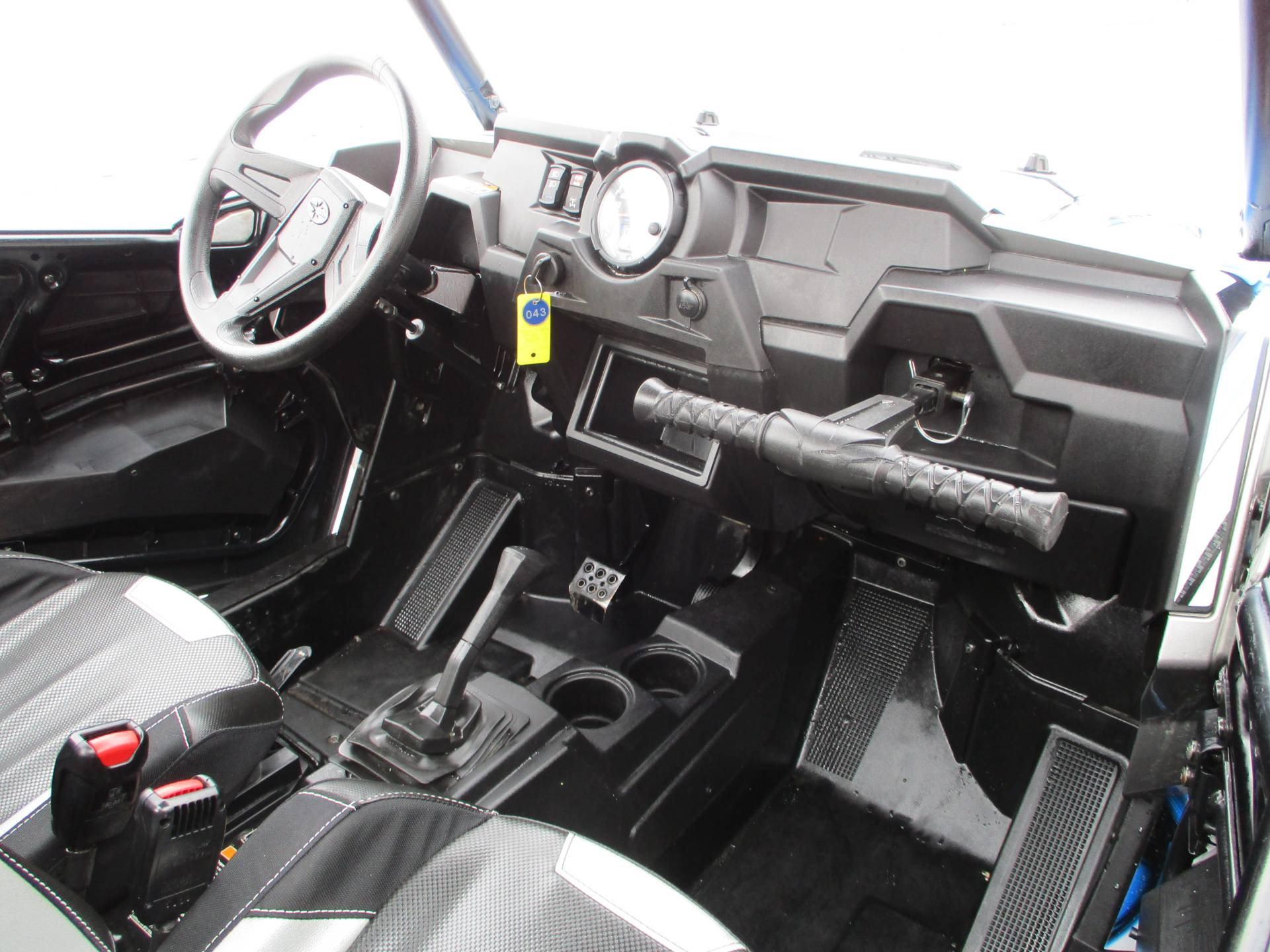 2020 Polaris RZR S 1000 Premium in Howell, Michigan - Photo 17