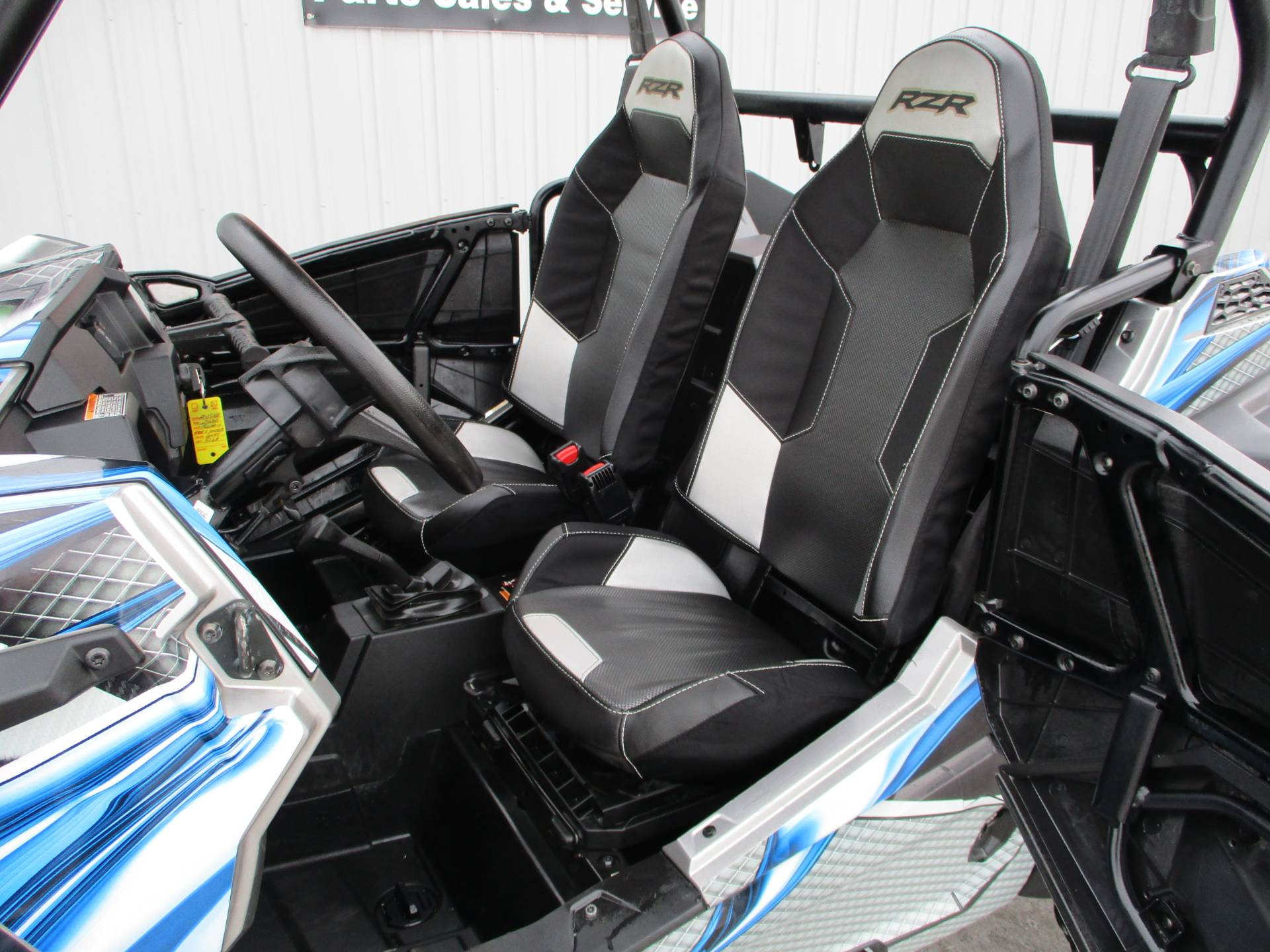2020 Polaris RZR S 1000 Premium in Howell, Michigan - Photo 5
