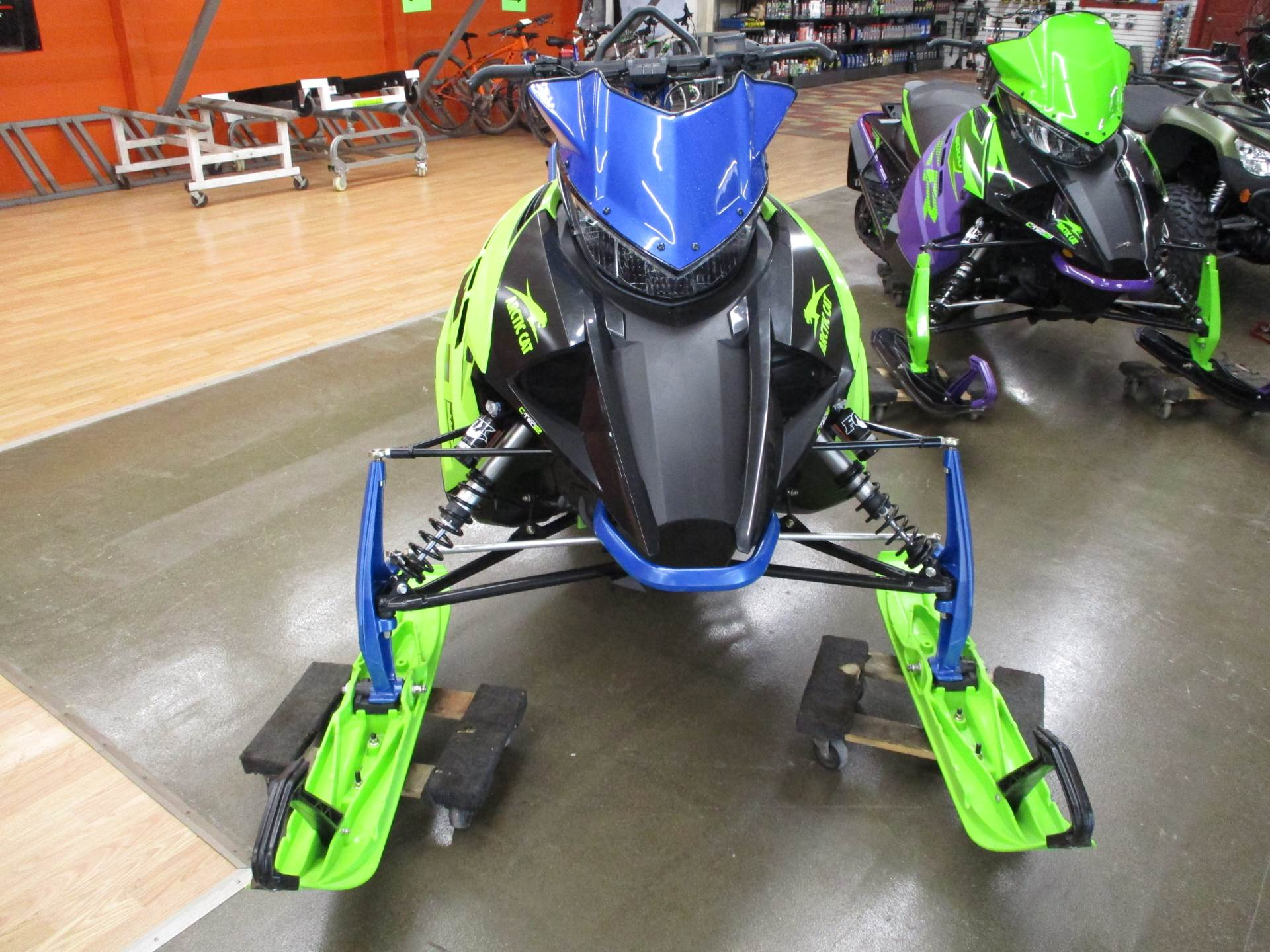 2020 Arctic Cat Riot 8000 1.35 ES in Howell, Michigan - Photo 3