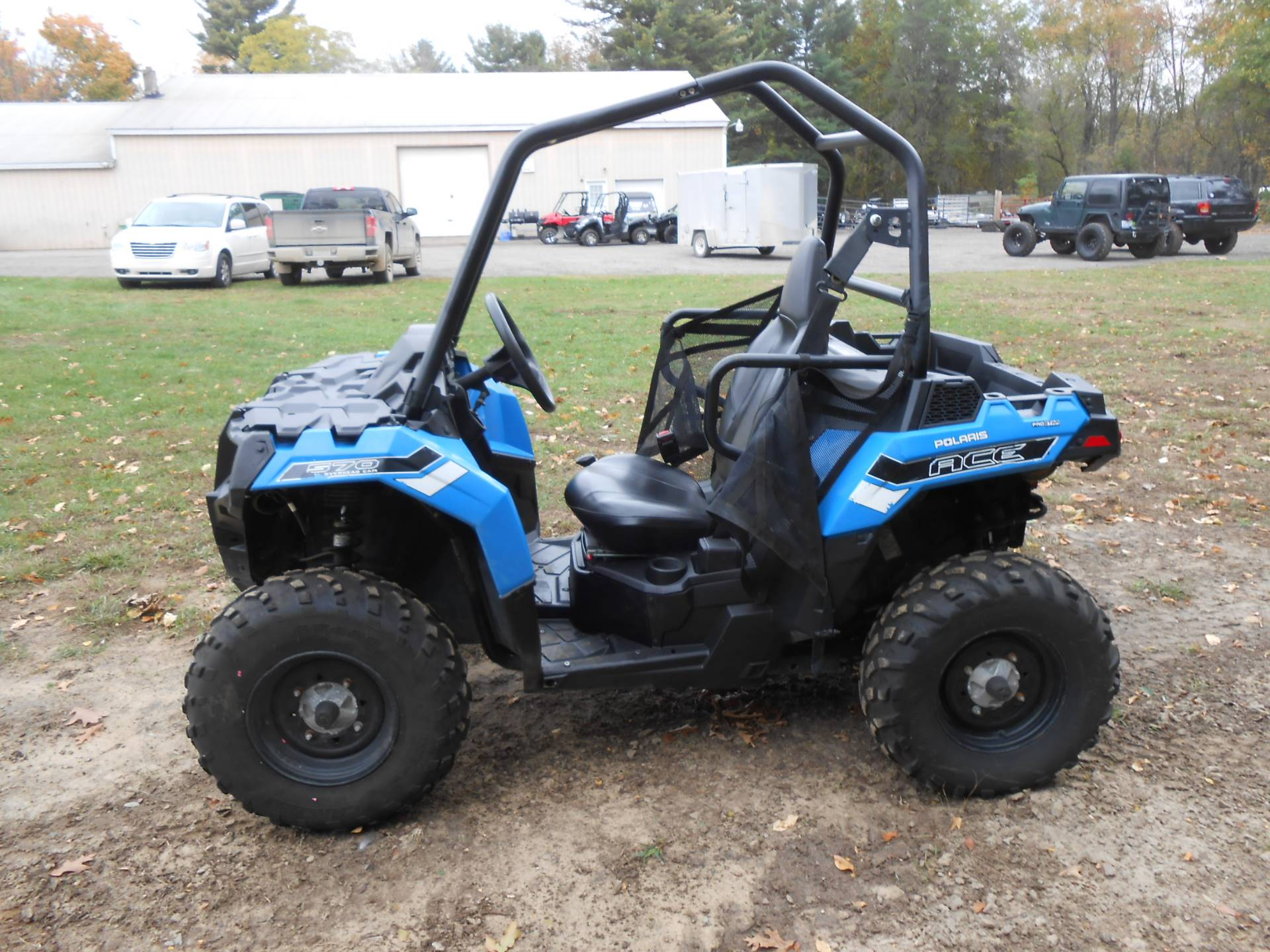 2017 Polaris Ace 570 in Howell, Michigan