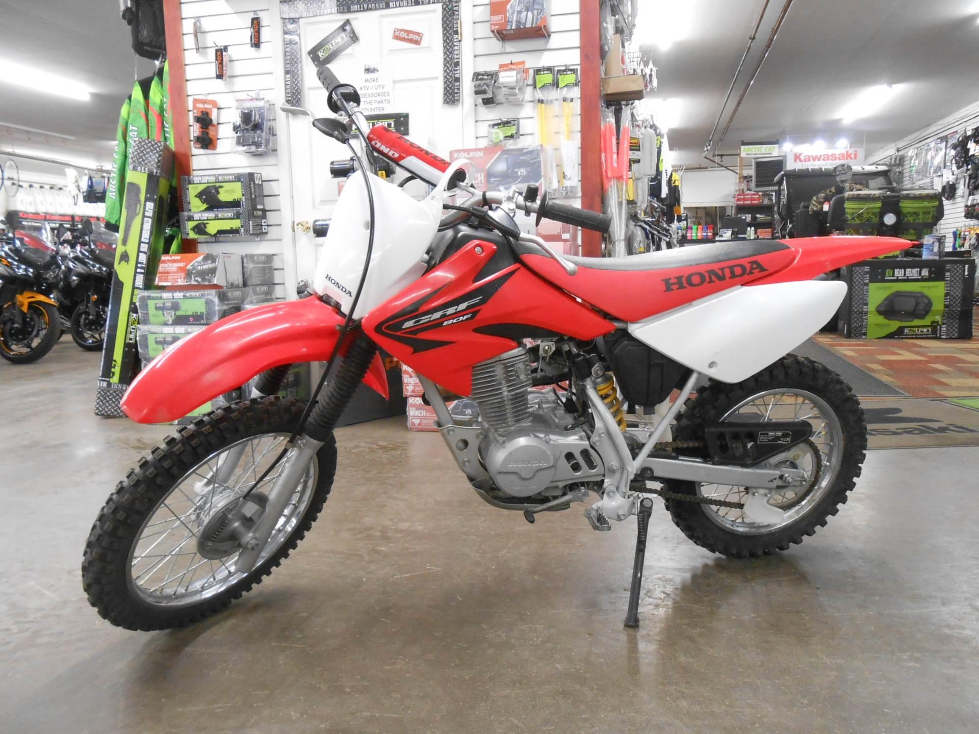 2005 CRF80F