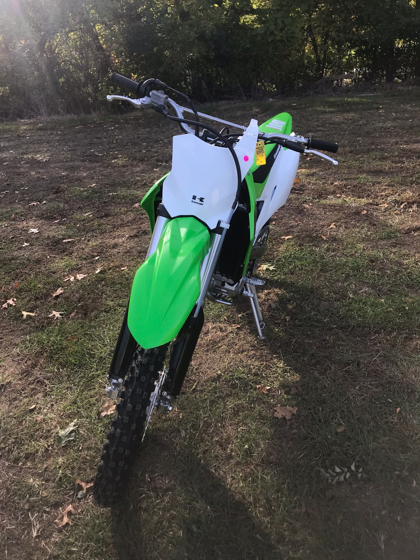 2020 Kawasaki KLX 300R in Howell, Michigan - Photo 3