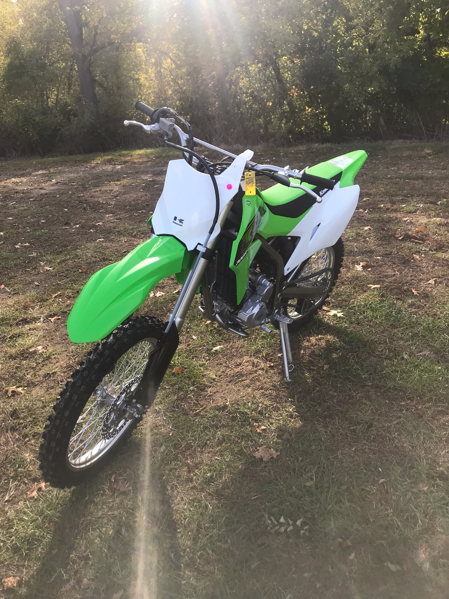 2020 Kawasaki KLX 300R in Howell, Michigan - Photo 4