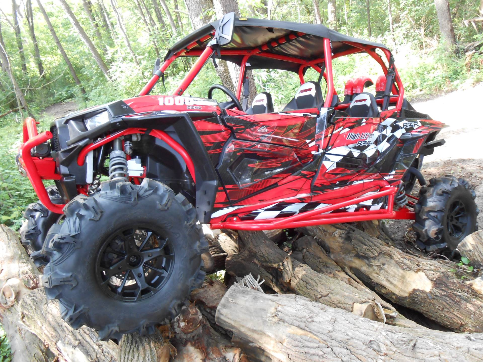 2016 RZR XP4 1000 HIGH LIFTER