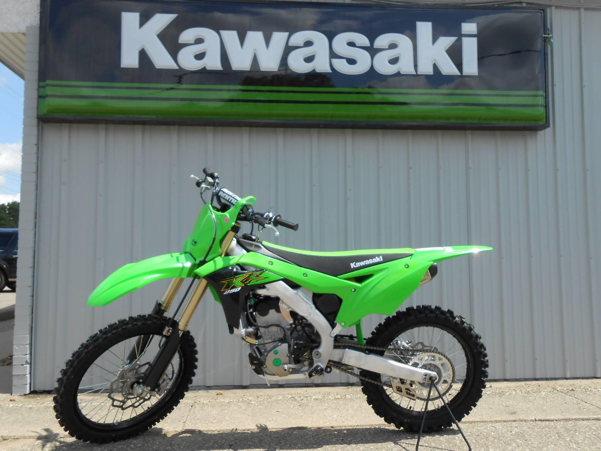 2020 KX 250