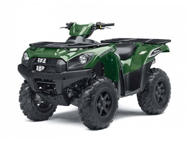 2016 Brute Force 750 4x4i