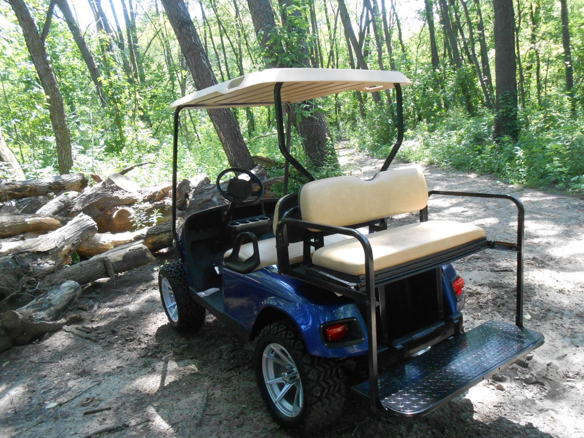 2014 E-Z-GO TXT Electric in Howell, Michigan - Photo 2