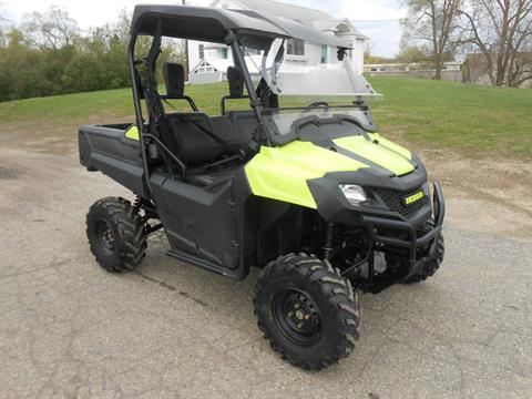 2016 Honda Pioneer 700 in Howell, Michigan