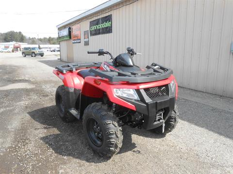 2016 Arctic Cat Alterra 400 in Howell, Michigan - Photo 2