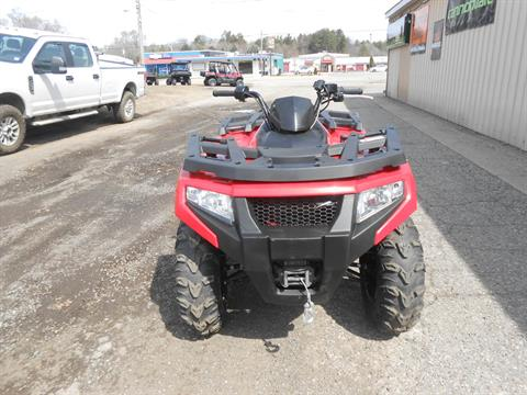 2016 Arctic Cat Alterra 400 in Howell, Michigan - Photo 4