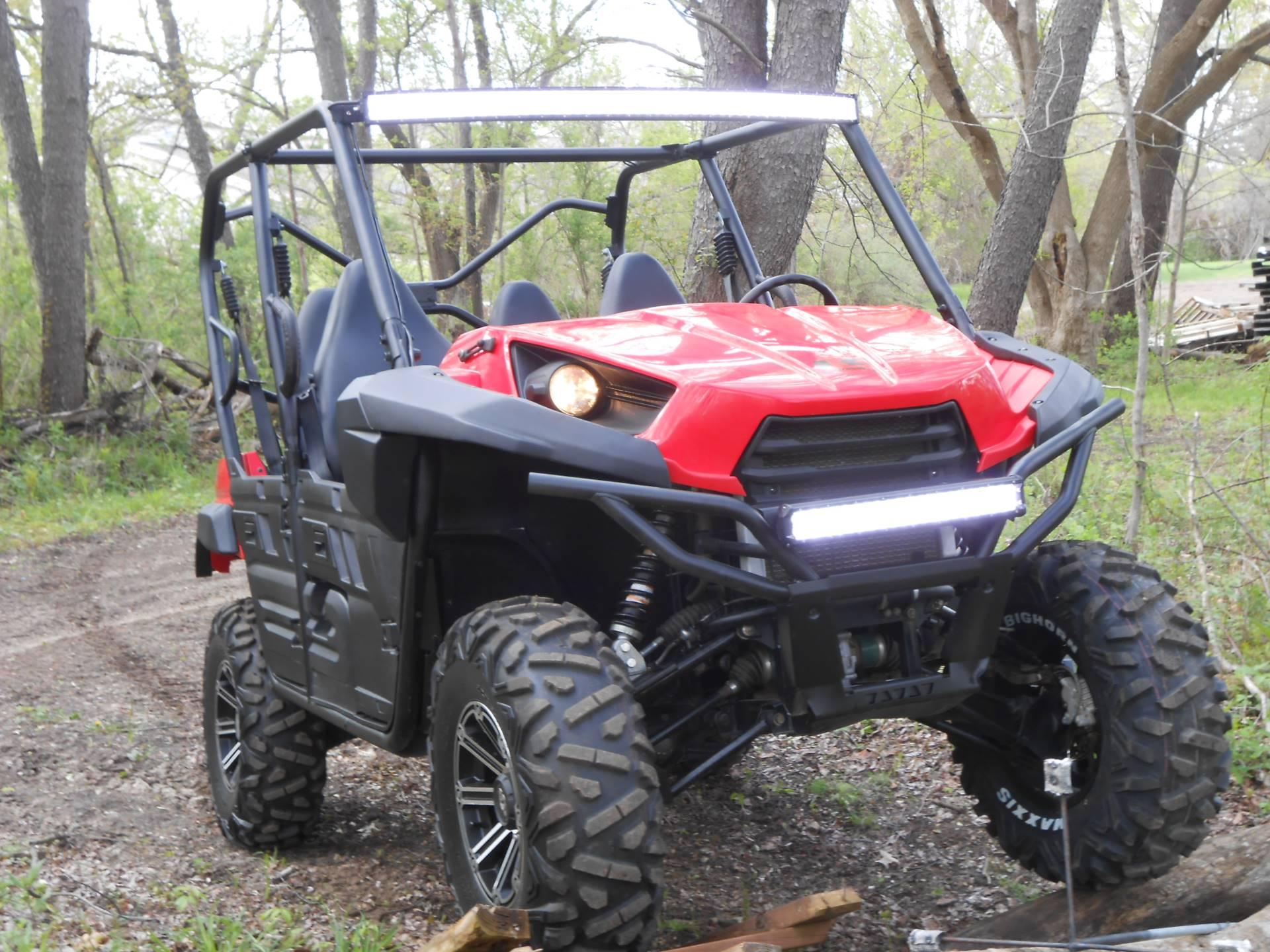2012 Teryx4 750 4x4